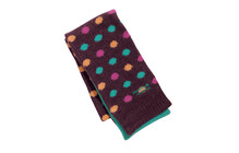 Regatta Kids Dot2Dot Scarf burgundy